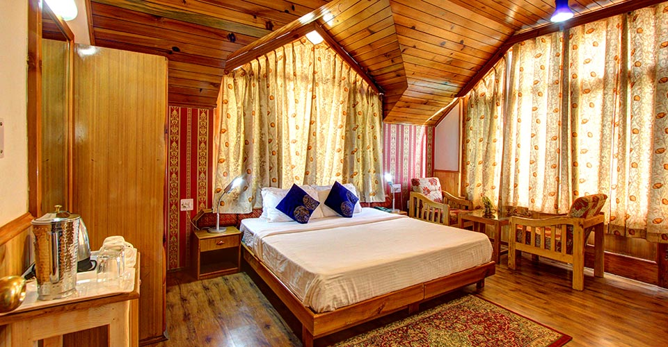 Budget Manali Cottages